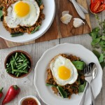 Holy Basil Fried Rice | Khao Pad Gaprow | ข้าวผัดกระเพรา