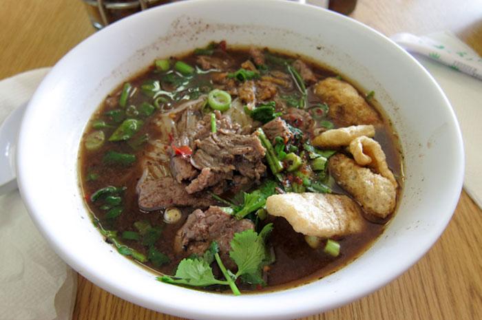 Good Eats in Thai Town 2013