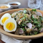 Thai Grilled Eggplant Salad | Yum Makeua Yao | ยำมะเขือ