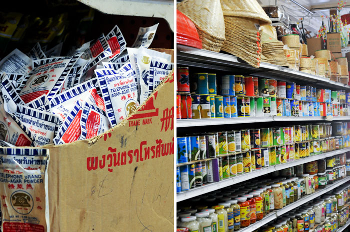 Shopping for Thai Groceries: Fall 2013