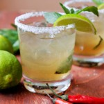 Thai-Inspired Basil Margarita with Spicy Thai Bitters thumbnail