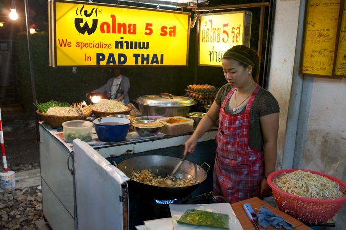Restaurant Highlight: Pad Thai Ha Roat | ผัดไทย 5 รส | Chiang Mai