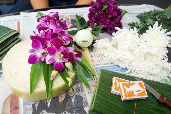 How to make your own Krathong for Loy Krathong