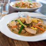 Glass Noodle Stir Fry | Pad Woonsen | ผัดวุ้นเส้น